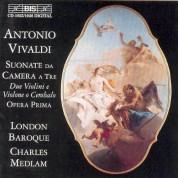 London Baroque, Charles Medlam: Vivaldi - Suonate da Camera a Tre - CD