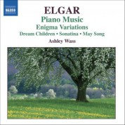 Elgar: Piano Music - CD