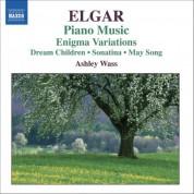 Elgar: Piano Music - CD