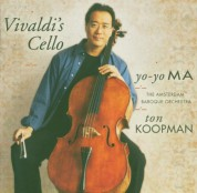 Yo-Yo Ma: Vivaldi's Cello - CD