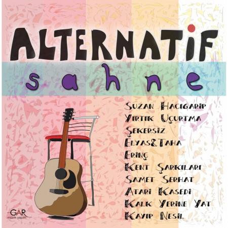 Çeşitli Sanatçılar: Alternatif Sahne - CD