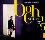 Antoine Tamestit: Suites No.1-3-5 (BWV1007-1009-1011) - CD
