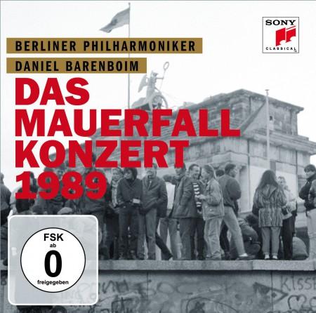 Daniel Barenboim, Berliner Philharmoniker: Beethoven: Symphony No. 7 (Das Mauerfallkonzert 1989) - CD
