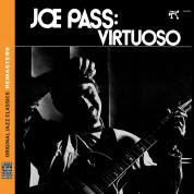 Joe Pass: Virtuoso - CD