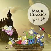 Çeşitli Sanatçılar: Magic Classics For Kids - CD
