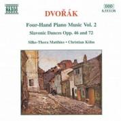 Dvorak: Four-Hand Piano Music, Vol.  2 - CD