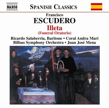 Escudero: Illeta - CD