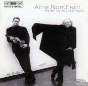 Peter Herresthal, Stavanger Symphony Orchestra, Eivind Aadland: Arne Nordheim: Complete Violin Music - CD