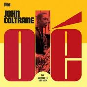 John Coltrane: Olé Coltrane - The Complete Session. Limited Edition In Transparent Yellow Virgin Vinyl. - Plak