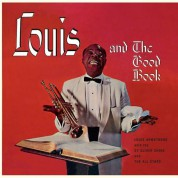 Louis Armstrong: Louis And The Good Book + 1 Bonus Track! -Limited Edition In Solid Orange Colored Vinyl. - Plak