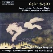 Arve Moen Bergset: Geirr Tveitt - Concerto for Hardanger Fiddle - CD