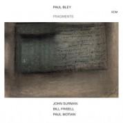 Paul Bley, John Surman, Bill Frisell, Paul Motian: Fragments - CD