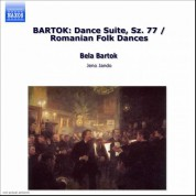 Jeno Jando: Bartok: Piano Music, Vol. 2  - Dance Suite / Romanian Folk Dances - CD