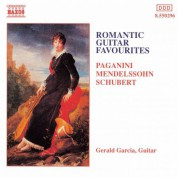 Romantic Guitar Favourites - CD