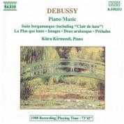 Klara Kormendi: Debussy: Suite Bergamasque / Images / Preludes / Arabesques - CD