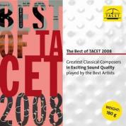 Çeşitli Sanatçılar: The Best Of Tacet 2008 - Plak