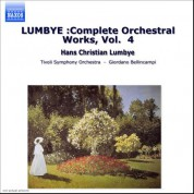 Giordano Bellincampi: Lumbye: Complete Orchestral Works, Vol. 4 - CD