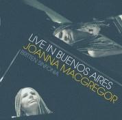 Joanna Macgregor, Britten Sinfonia: Joanna MacGregor - Live in Buenos Aires - CD