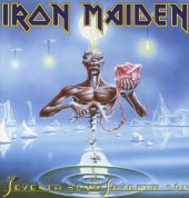 Iron Maiden: Seventh Son of a Seventh Son - Plak