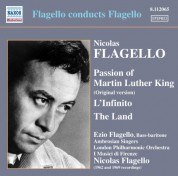 Ezio Flagello sings the Music of Nicolas Flagello - CD