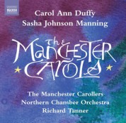 The Manchester Carollers: The Manchester Carols - CD
