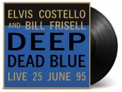 Elvis Costello: Deep Dead Blue-Live At Me - Plak