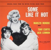 Çeşitli Sanatçılar: Some Like It Hot (Soundtrack) - Plak