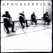 Apocalyptica: Plays Metallica By Four Cellos (20th Anniversary) - Plak