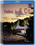 Berliner Philharmoniker, Riccardo Chailly: Waldbühne 2011 - Fellini, Jazz & Co. - BluRay