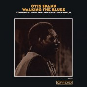 Otis Spann: Walking The Blues - Plak