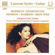 Guitar Recital: Antigoni Goni - CD