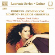 Guitar Recital: Antigoni Goni - CD