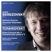 Boris Berezovsky: Tchaikovsky: Piano Con. No.2 - CD