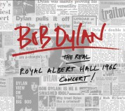 Bob Dylan: The Real, Royal Albert Hall 1966 Concert - Plak