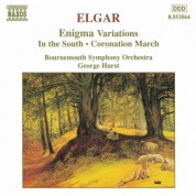 Elgar: Enigma Variations / In the South / Coronation March - CD