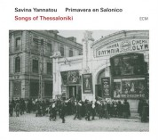 Savina Yannatou: Songs From Thessaloniki - CD