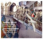 Matthias Goerne: Ernster Gesaenge - CD