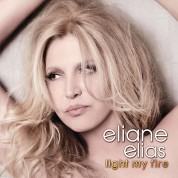 Eliane Elias: Light My Fire - CD