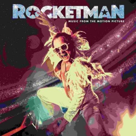 Taron Egerton, Elton John: Rocketman - Plak