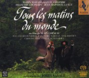 Jordi Savall, Montserrat Figueras: Tous les Matins du Monde (SACD) - SACD