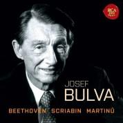 Josef Bulva: Beethoven/Scriabin/Martinu - CD