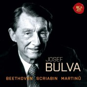 Josef Bulva: Beethoven/Scriabin/Martinu - CD