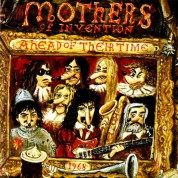 Frank Zappa: Ahead Of Their Time - CD