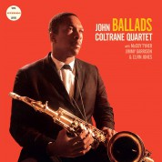 John Coltrane: Ballads + 2 Bonus Tracks! (Alternative Original Cover) - Plak