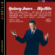 Quincy Jones: Jazzplus: Plays The Hip Hits + Golden Boy - CD