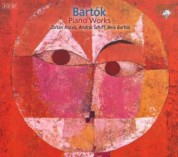 Zoltán Kocsis, András Schiff, Béla Bartók: Bartok: Piano Works - CD