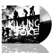 Killing Joke (Limited Edition - Black/Clear Vinyl) - Plak