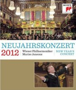 Mariss Jansons, Wiener Philharmoniker: New Year's Concert 2012 - BluRay