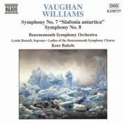 Vaughan Williams: Symphonies Nos. 7 and 8 - CD