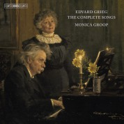 Monica Groop: Grieg: The Complete Songs - CD